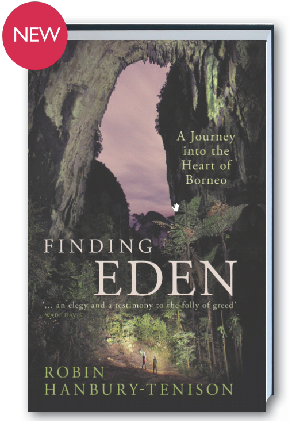 NEW BOOK FINDING EDEN