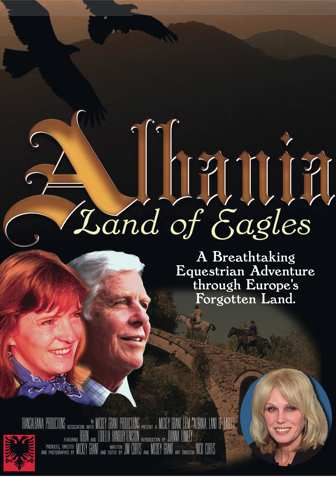 The Land of Eagles DVD cover