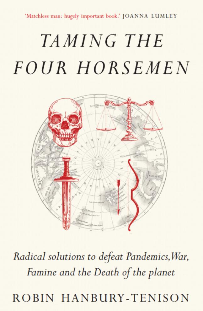 TAMING THE FOUR HORSEMEN Book cover