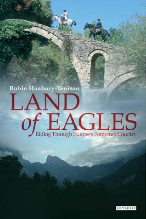 The Land of Eagles Book cover