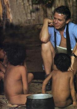 Robin Hanbury-Tenison, President of Survival International